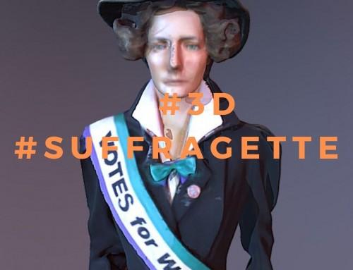 3D Model: The Digital Suffragette