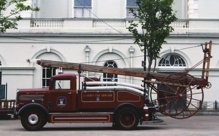 Fire Engine Lisburn Museum