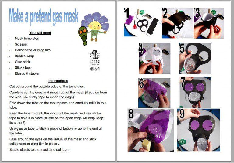 Lisburn Museum Gas Mask