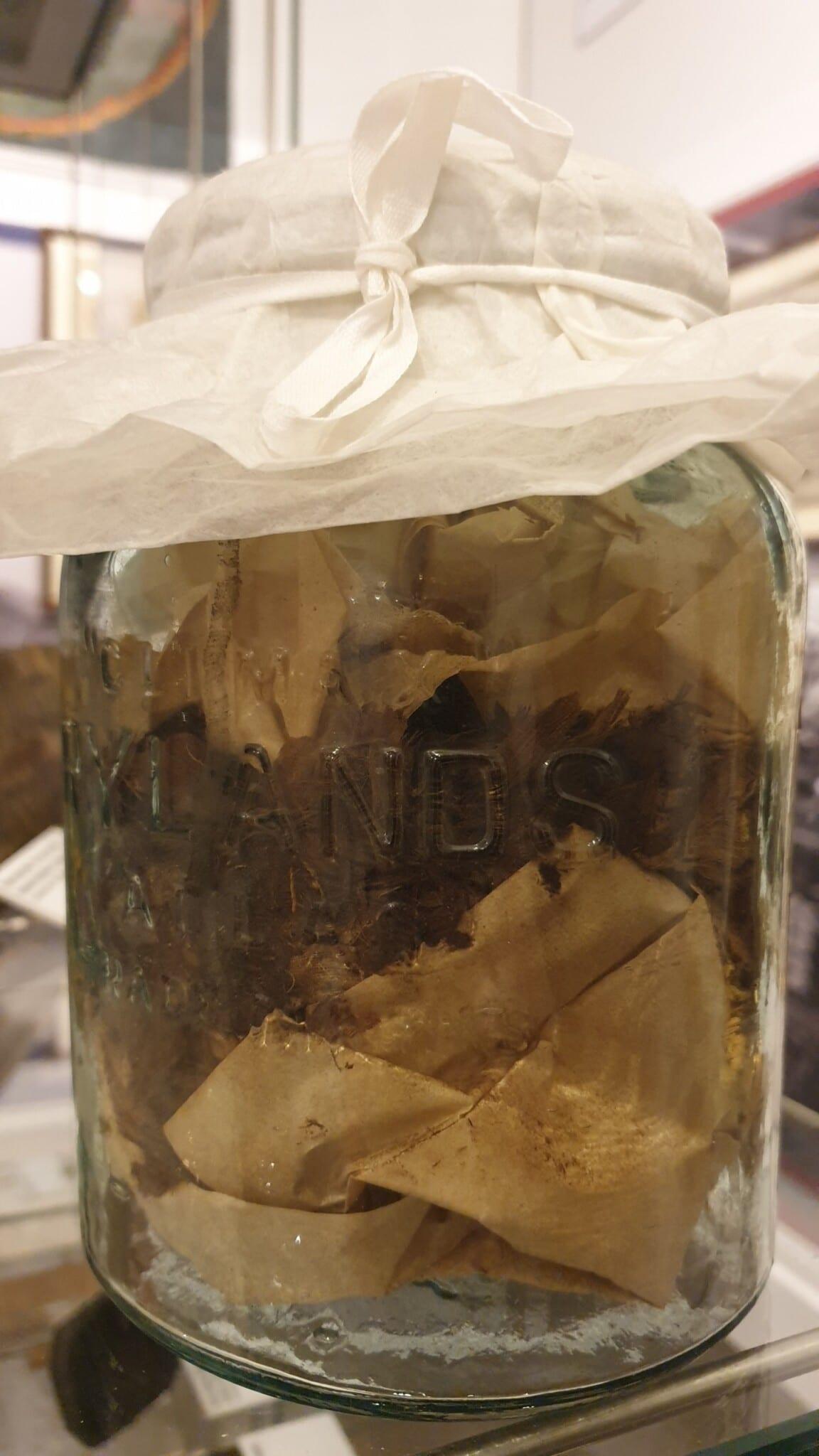 Egyptian Jar Lisburn Museum