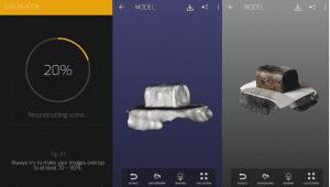 Creating 3D Model