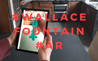 Wallace Fountain AR Tutorial