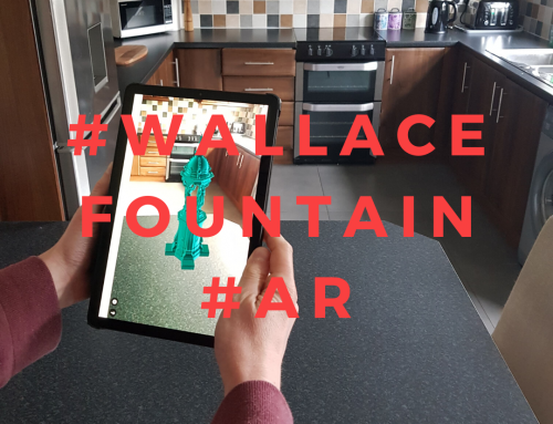 3D Task: A Wallace Fountain in your Kitchen?