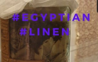 Egyptian Linen LIRA