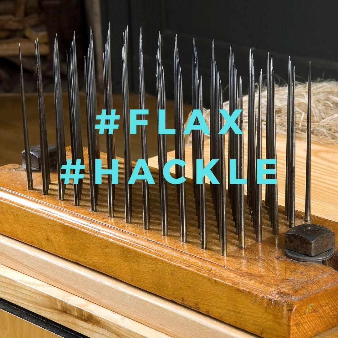 Flax Hackling Virtual Museum