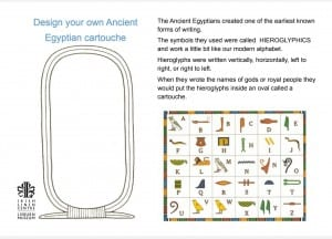 cartouche how to image