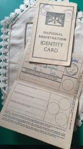 identity card open
