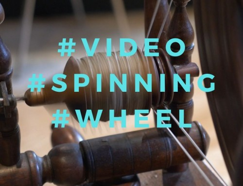 Video: learn how to spin yarn with a master spinner at the wheel