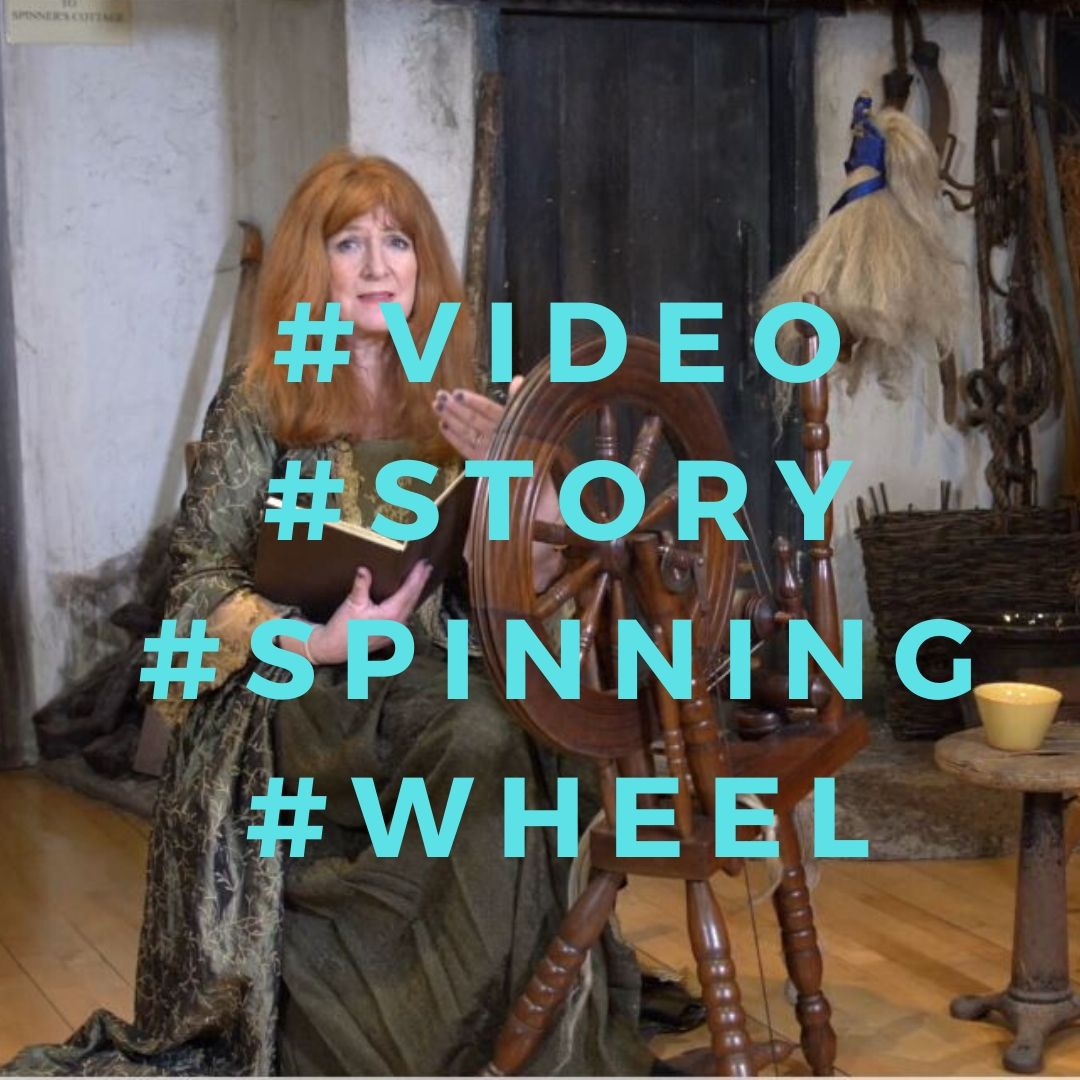 Story at the spinning wheel
