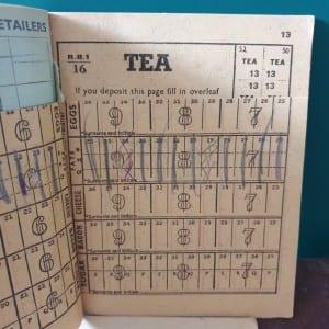 tea ration