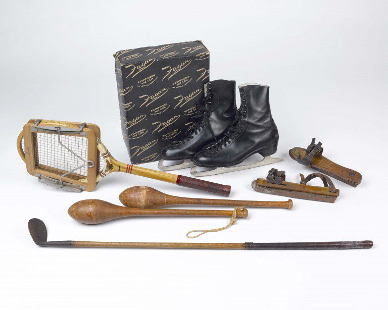 Lisburn Museum Sports Collections