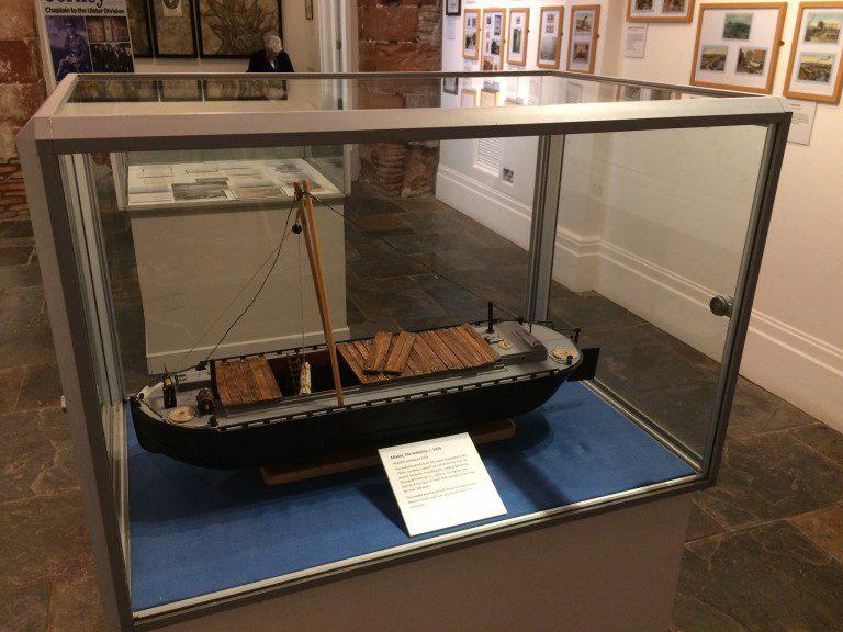 Lagan Barge Lisburn