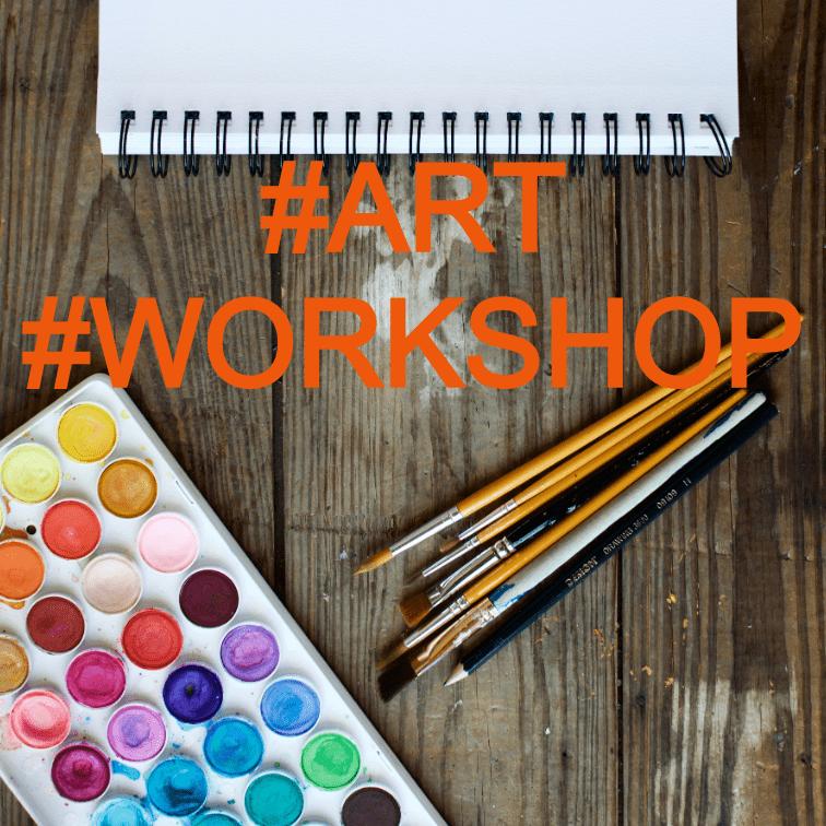 art workshop cover