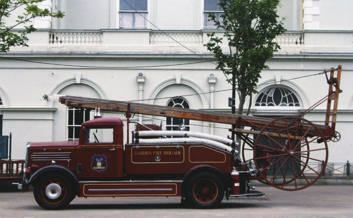 1938 Lisburn Fire Engine, ILC&LM Collection