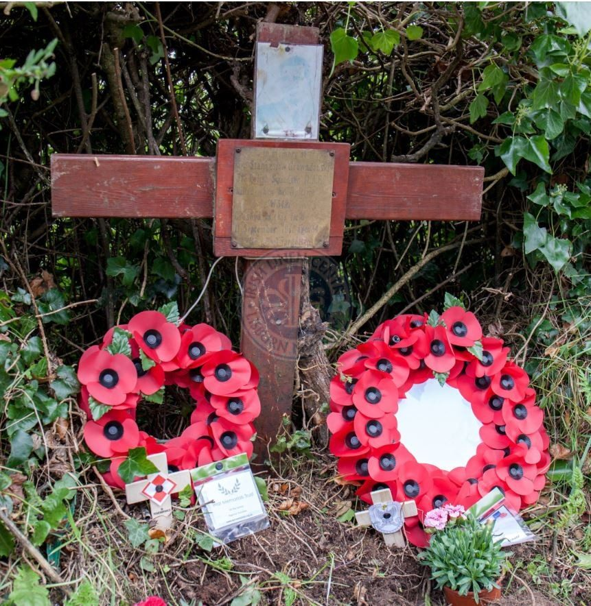 Polish Memorial, Plantation Rd.