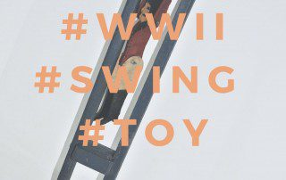 WWII Swing Toy
