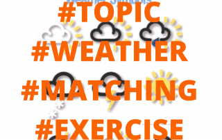weather exercise