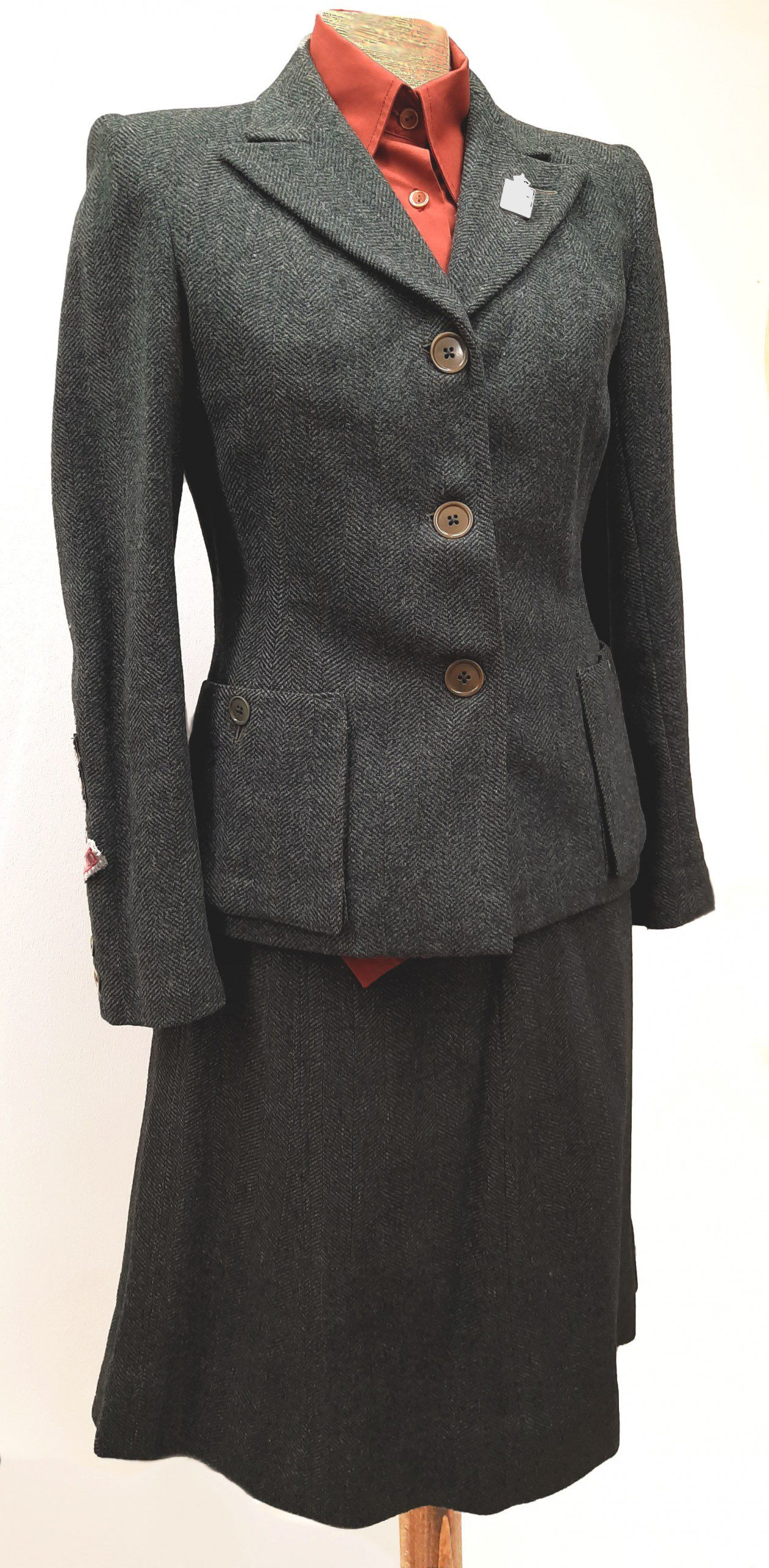 W.V.S. Uniform, Mrs McKinney, Lisburn
