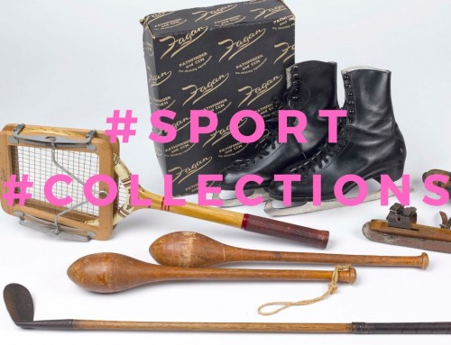 Object: Lisburn sporting collections