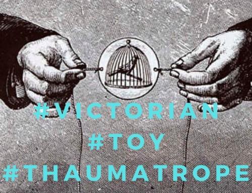 Childhood: Design a Victorian toy!