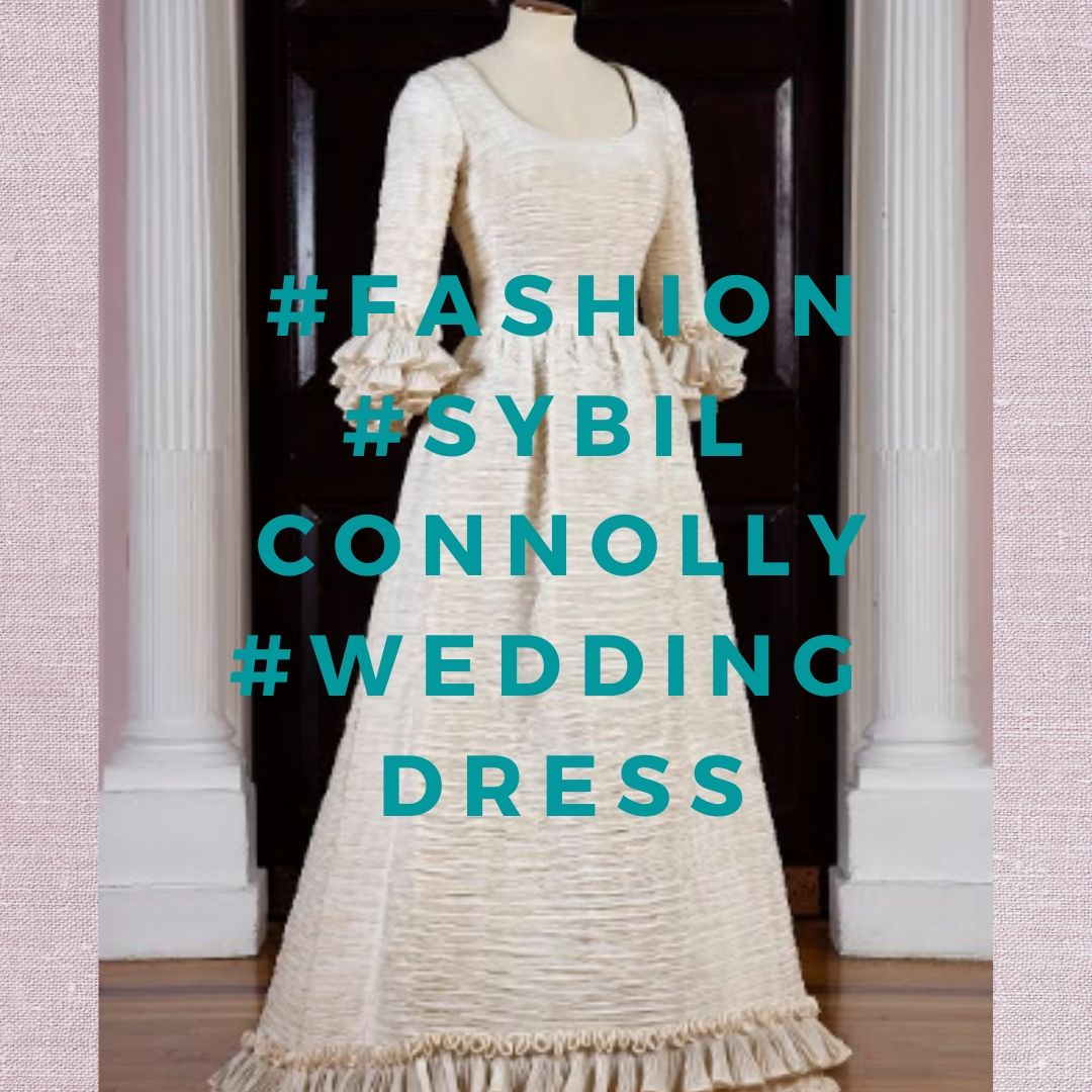 Sybil Connolly Wedding Dress