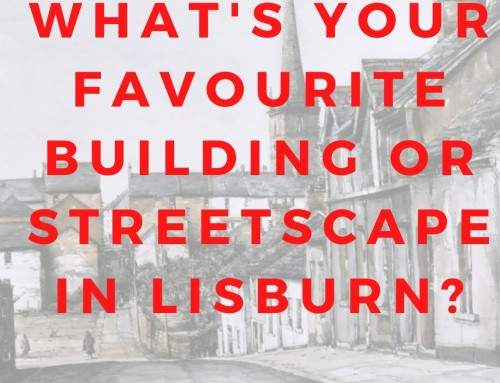 Question: What's your favourite building or streetscape in the #LCCC area?