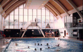 Lisburn Swimming Pool