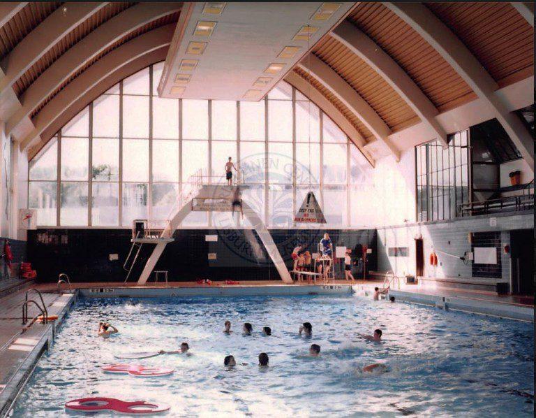 Lisburn Swimming Pool