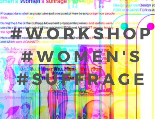 Workshop: Women's Suffrage – Investigation