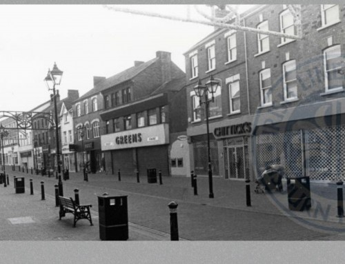 Historic Photo: Chittick's and Green's, Bow Street