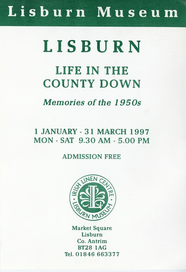 Lisburn Life In The County Down poster