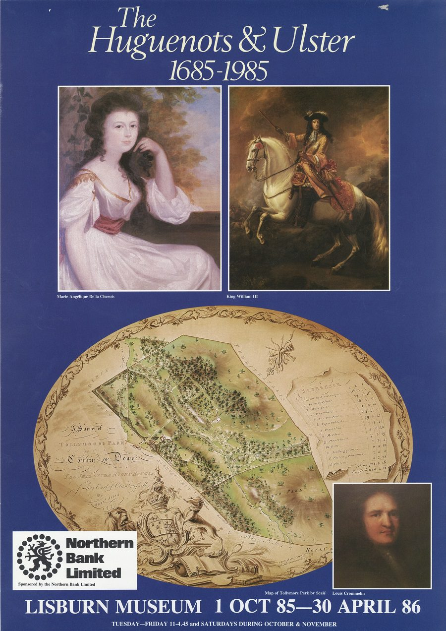 Exhibition Archive: The Huguenots & Ulster 1685-1985
