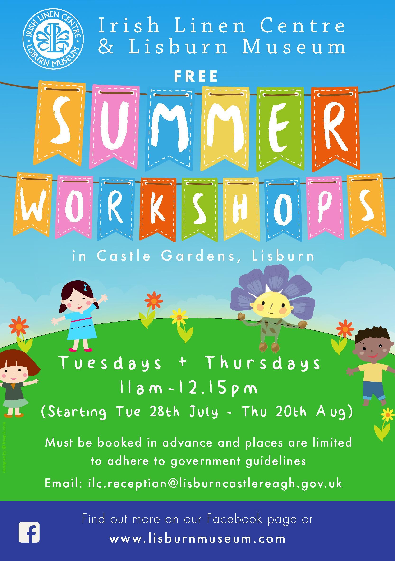 Summer Workshops 2020