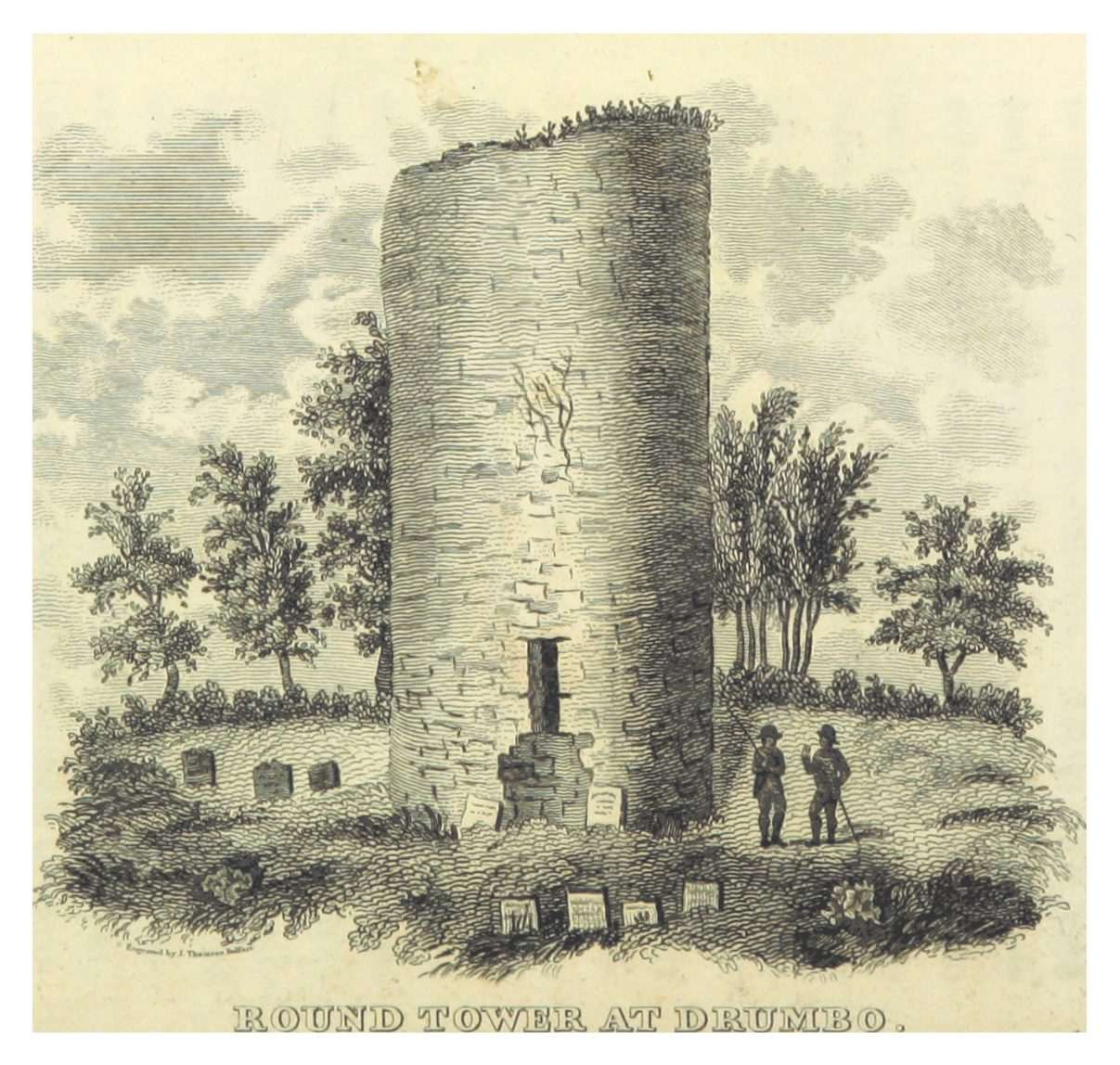 Drumbo round Tower