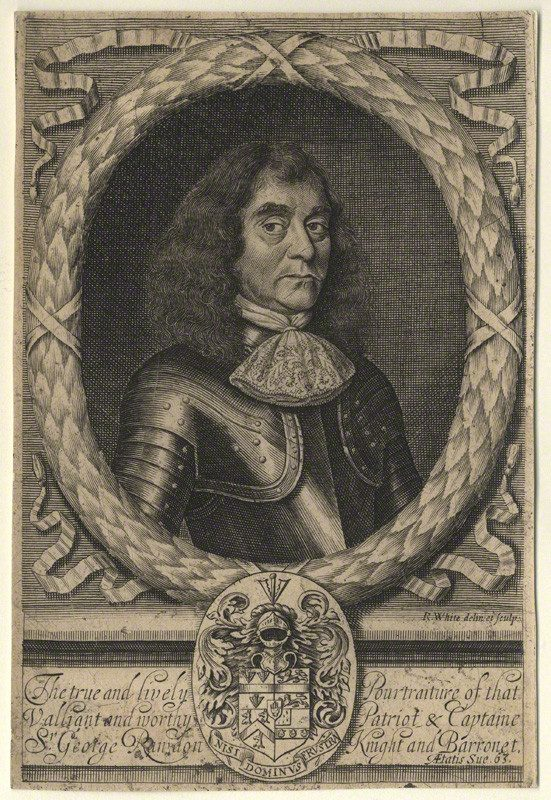 Sir George Rawdon