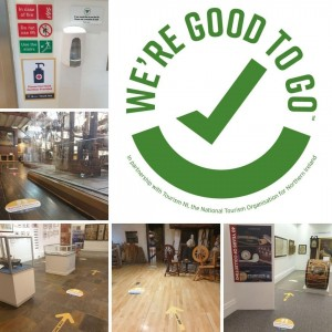 Lisburn Museum Reopens We're Good to Go