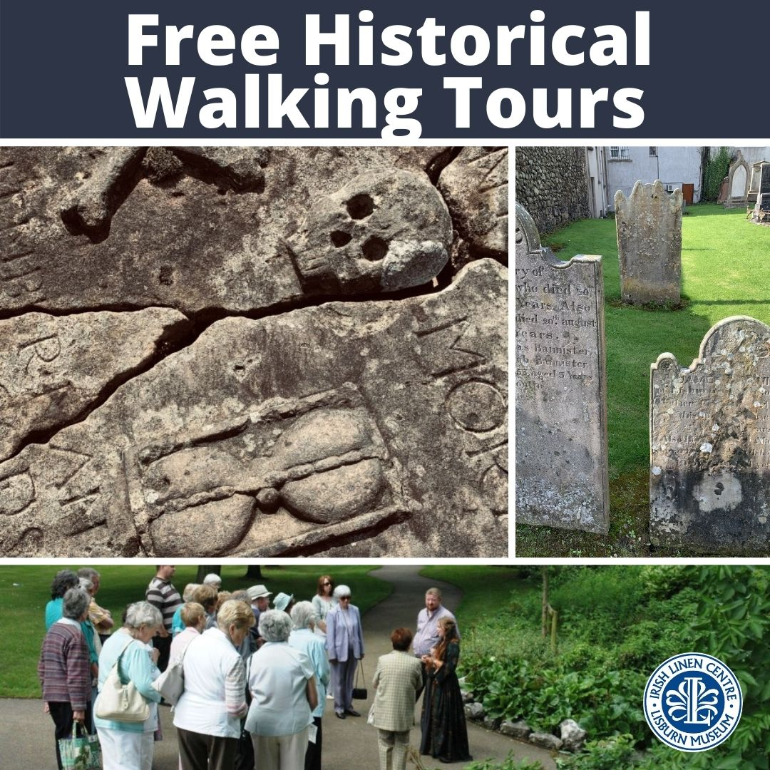 Free Walking Tours Lisburn Museum