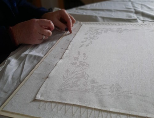 Conservation at Lisburn Museum