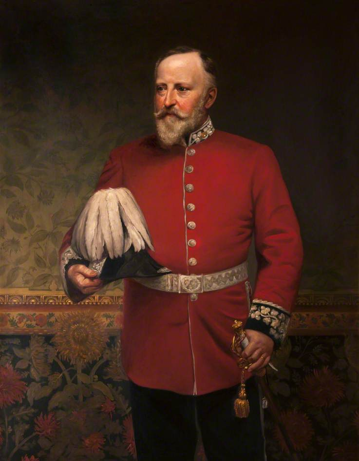 Portrait of John Doherty Barbour (1824–1901)