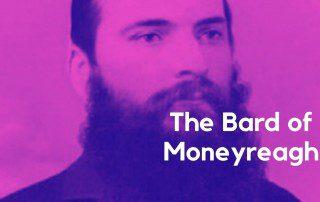 Banner: robert Huddleston, Bard of Moneyreagh