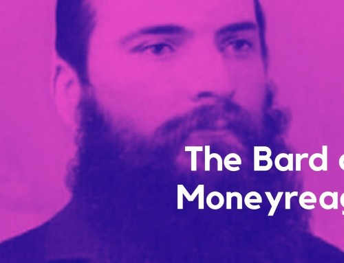 The Bard of Moneyrea: Robert Huddleston