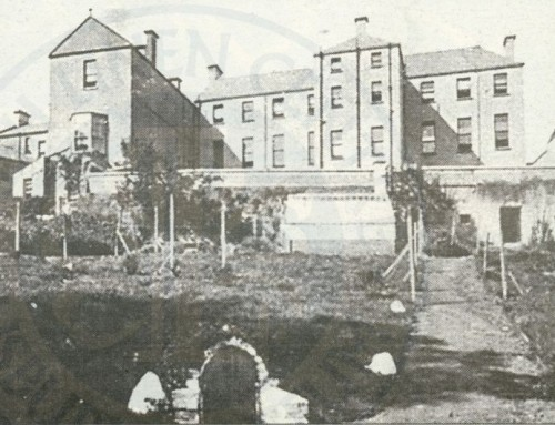 Photo: Convent, Seymour Street