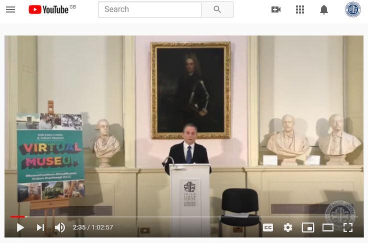 rof Brian Walker Talk - Video