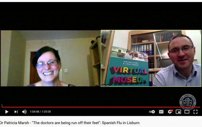 Dr Patricia Marsh Lisbun Museum
