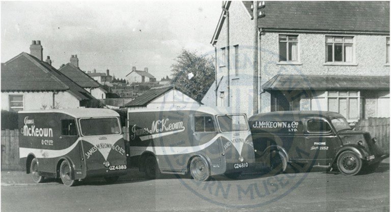 Photo of McKeown - Bread Van Lisburn