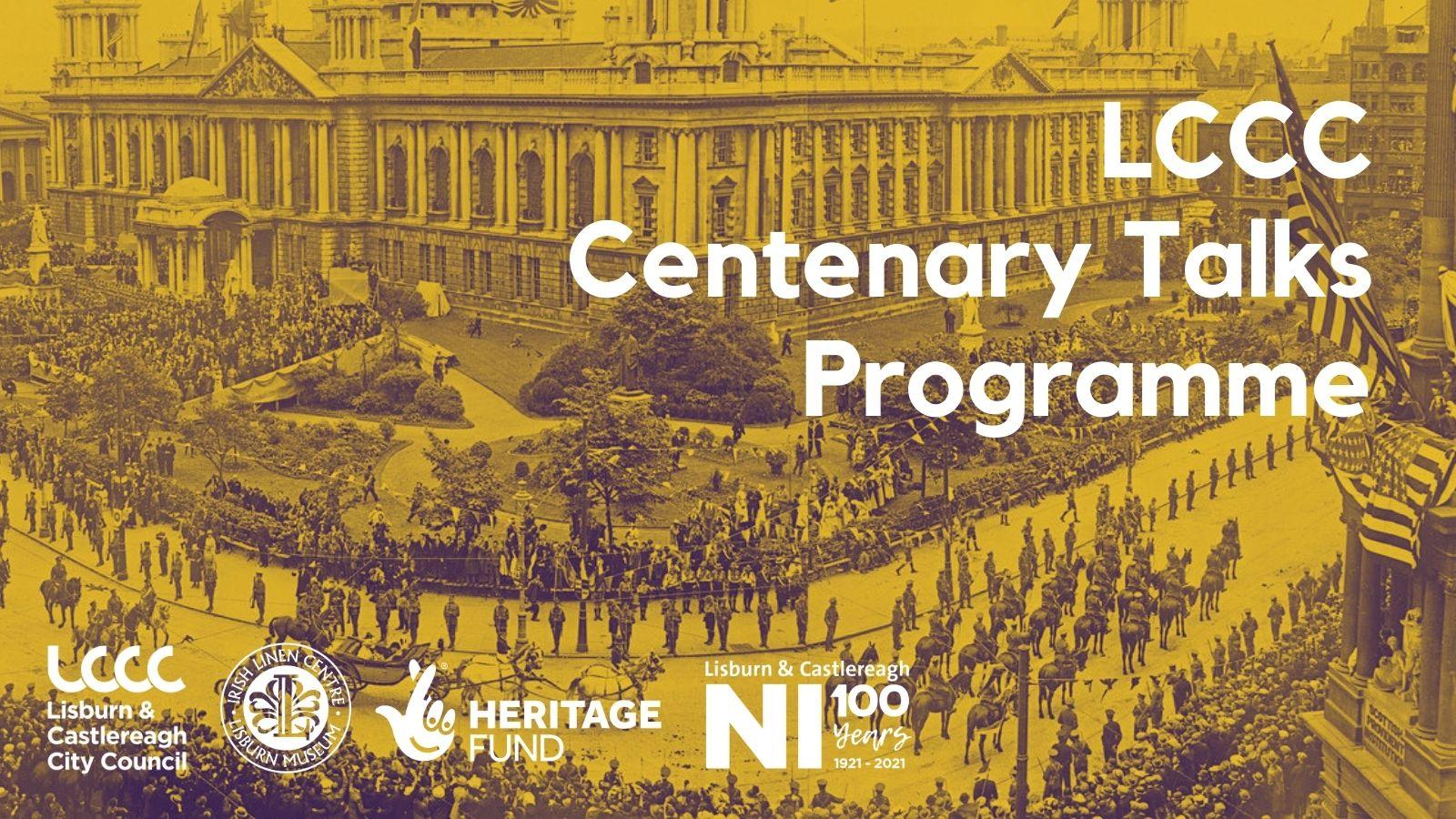 Poster: LCCC Centenary Talks Programme