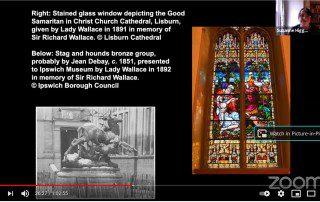Lady Wallace Talk Lisburn