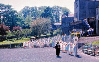 Lisburn convent May day 1963 Museum