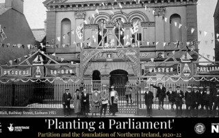 Planting a Parliament - Irish Linen Centre & Lisburn Museum Exhibition
