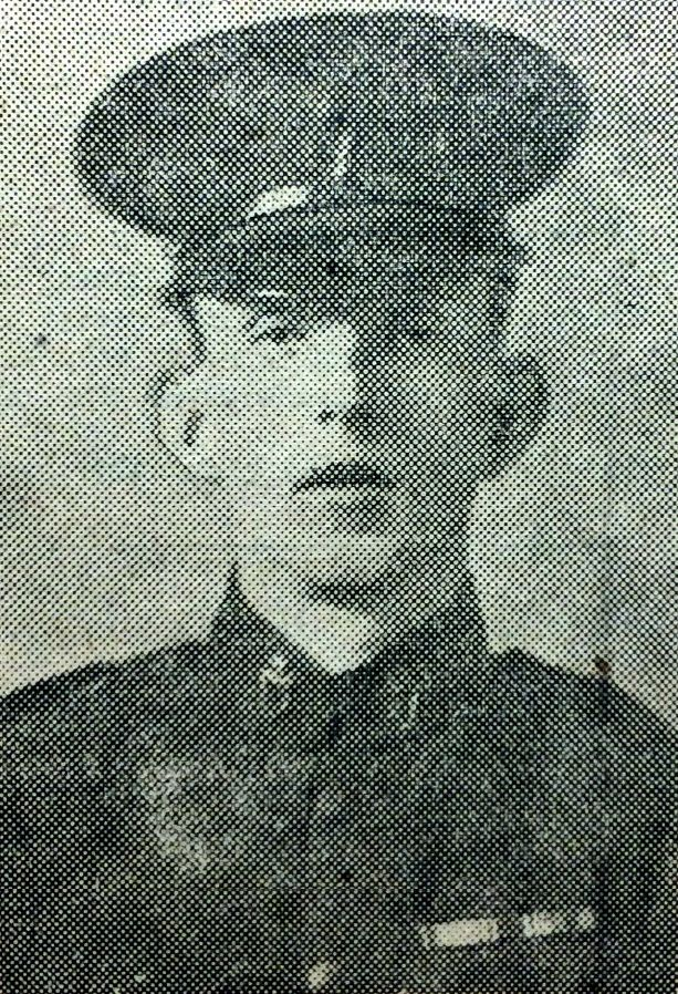Special Constable George Graham - ILC&LM Collection